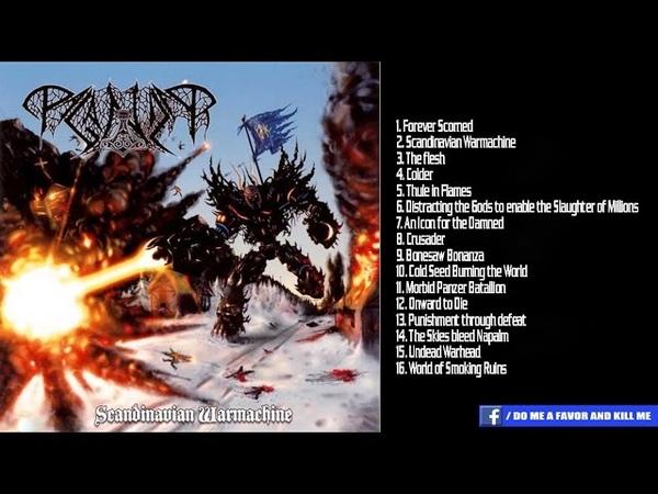 PAGANIZER - Scandinavian Warmachine [Full-length Album]