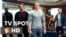 Avengers: Endgame TV Spot (2019) | 'To The End' | Movieclips Trailer