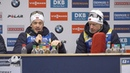 RUH19 Men's Relay Press Conference