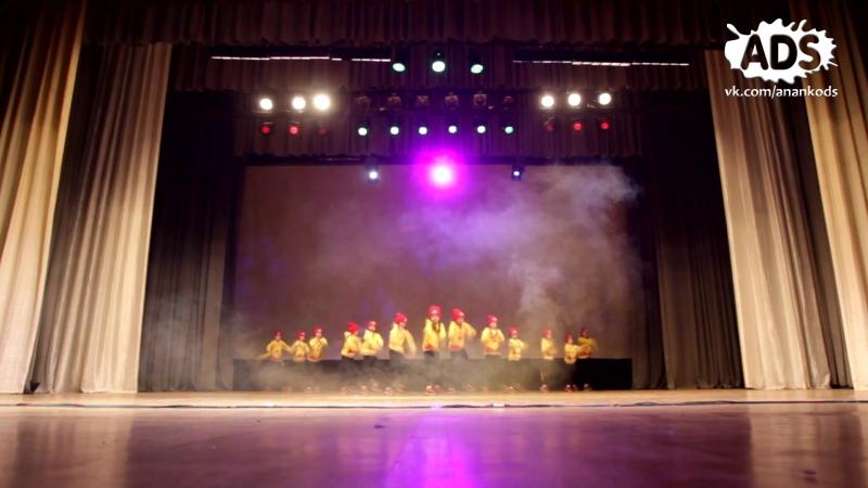 ANANKO DANCE SCHOOL_Отчетный концерт 2018_19 Winnie crew