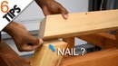 6 Woodworking tips tricks for beginners