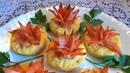 3 ШИКАРНЫХ БЛЮДА С КОЛБАСОЙ! Очень вкусно, быстро и красиво!