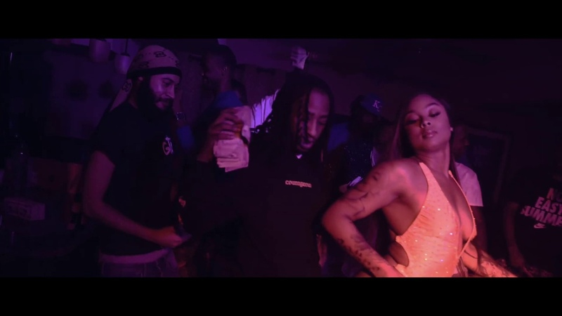 Cash - Bad Bitches (Feat.Matti Baybee) [Official Video]   Shot By: @ShawnRiddle