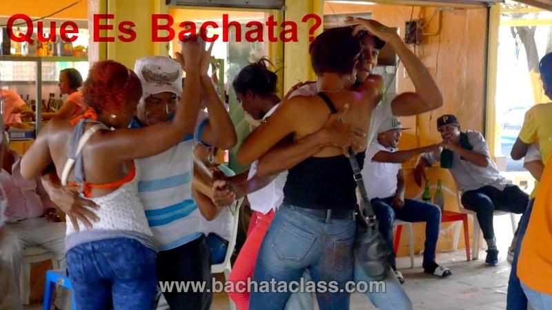 BACHATA Orgullo Dominicano! Que Viva La Bachata!