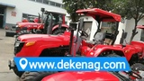 China DEKEN hot selling tractor in Southeast Asia