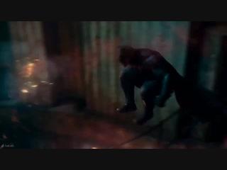 batman superhero landing