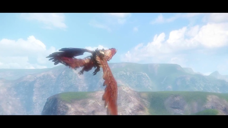 Icarus Classic. Как на 8-10 уровне приручить первого летающего маунта с высотой полета 180 метров.