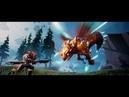 Dauntless релиз кооперативного ролевого экшена в духе Monster Hunter состоится совсем скоро