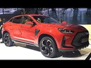 It's not the BMW X4 or BMW X5! This is 2017, 2018 WEY Pi4 VV7x made in Сhina
