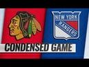 Chicago Blackhawks vs New York Rangers | Jan.17, 2019 | Game Highlights | NHL 2018/19 | Обзор матча