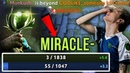 Miracle on Battle Cup EPIC 3HP Rampage Best Dota 2 Player preparing for TI8