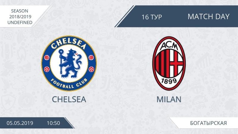 AFL Kyiv | 16 тур | Champions League | Chelsea - Milan | Огляд