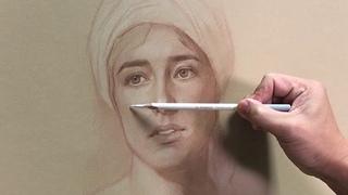 Woman in A White Turban - PART THREE