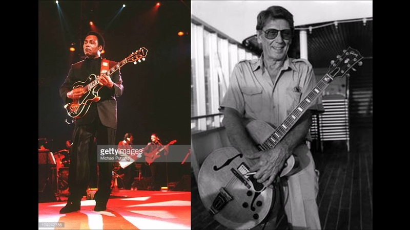 George Benson Tal Farlow Mikell's 3 86 2
