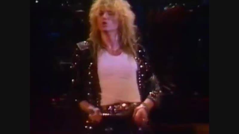 Whitesnake - Still Of The Night (Live) [1987 Tour Video Bootleg]