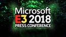 Е3 2018 с Morf Mircosoft Cyberpunk 2077 УЛЬТРА ХАЙП РЕАКЦИЯ