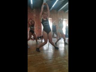 Dancehall Routine female Dancehall by Anna Stukacheva. | Нижний Новгород | Иваново
