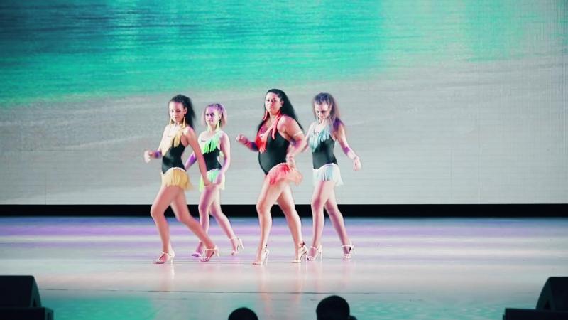 Кизомба Lady Style (E-Dance Studio)