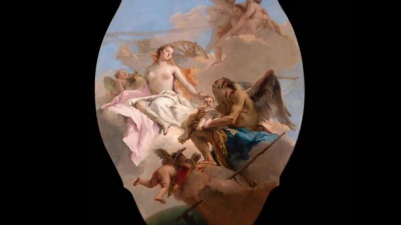 19 Venetian and Spanish Masters