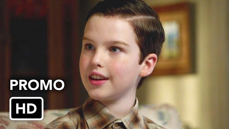 Young Sheldon 2x08 Promo An 8-Bit Princess and a Flat Tire Genius (HD)
