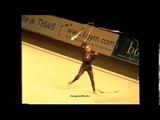Алина Кабаева - лента (финал) // Гран-при Тье 2004
