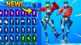 *NEW* REVOLT Skin Showcase With Dance Emotes! Fortnite Battle Royale