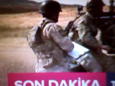 SON DAKİKA | TEL RIFAT OPERASYONU BAŞLADI. TSK PKK LILARI VURUYOR.