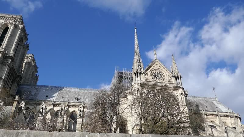Notre Dame De Pariis