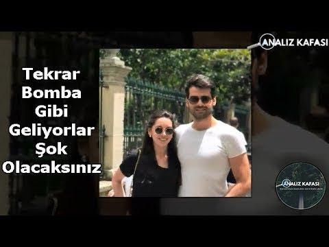 Hazal Subaşı Ve Erkan Meriç Tekrar Aynı Dizide Mi Oynayacaklar