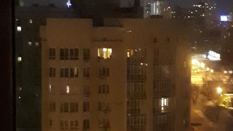 Паника в Екб: свет горит 2 недели на 12 этаже!