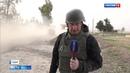 Сирийские ловушки боевики бьют по днищам танков из РПГ