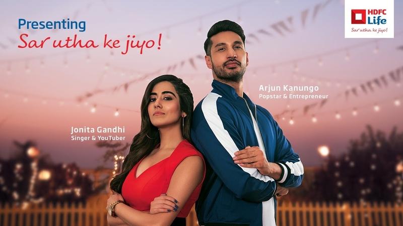 Sar Utha Ke Jiyo ft. Arjun Kanungo and Jonita Gandhi