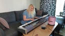 Pianist Nataliya - Rockabye Piano Cover