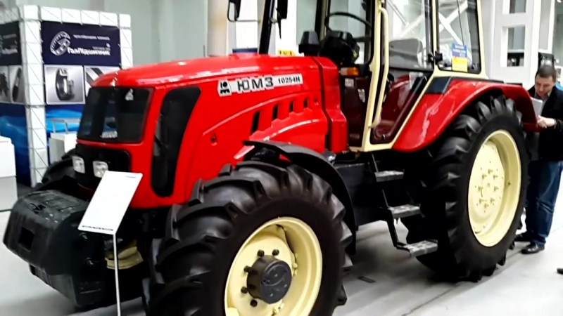 Трактор ЮМЗ-10254Н