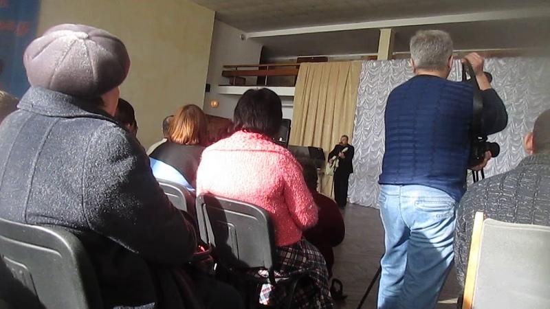 П Добра. Эдуард. День инвалид. 5 Енакиево-Территоря Добра. 3 Декабря 2016 г