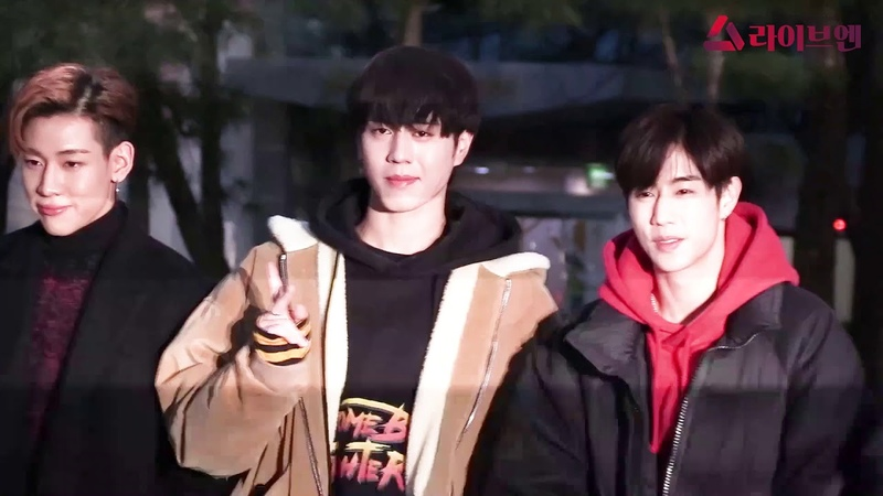 [liveen TV] 181207 GOT7 @ Music Bank