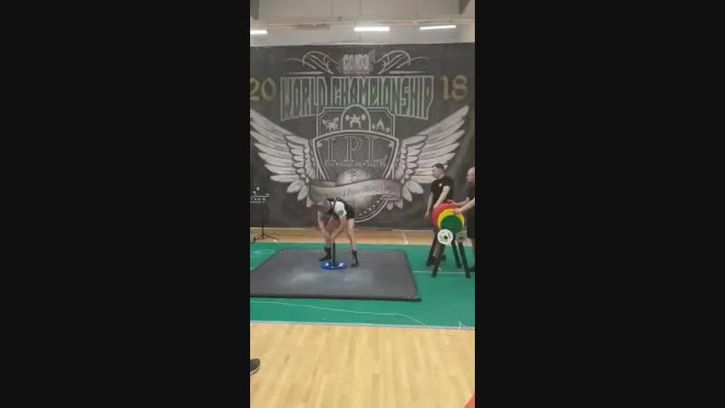 Грахов Юлий ХАБ 25 кг 👌Всероссийский Мастерский турнир WAF САР по армлифтингу 💪💪💪