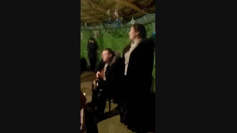 Леша и Юля Головковы
