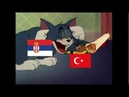 Serbia need to eat some kebab - Tom Jerry