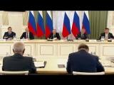 Заседание Комиссии по вопросам стратегии развития ТЭК и экологической безопасности