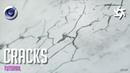 Cinema 4D Tutorial - Procedurally Cracked Textures (Octane Render)