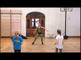 Zumba Kids Easy Warm Up