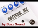Buzz Sound Bazooka Joe Preamp and distortion Tapco Inersound IVP