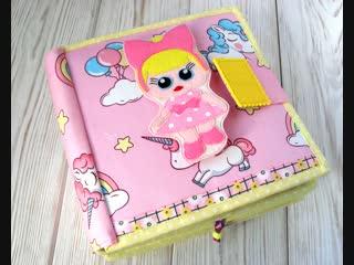 Книжечка №8 для маленькой девочки
