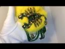 Эполет с брошью аксельбант Скорпион в песках Сахары В наличии Статусный эксклюзивный аксессуар авторская ручная работа
