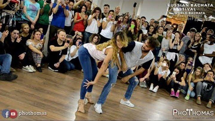 Dario y Sara [Dime Quien Me Ama De Verdad] @ Russian Bachata Festival 2017