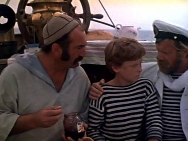 Новые приключения капитана Врунгеля 1978 Полная версия