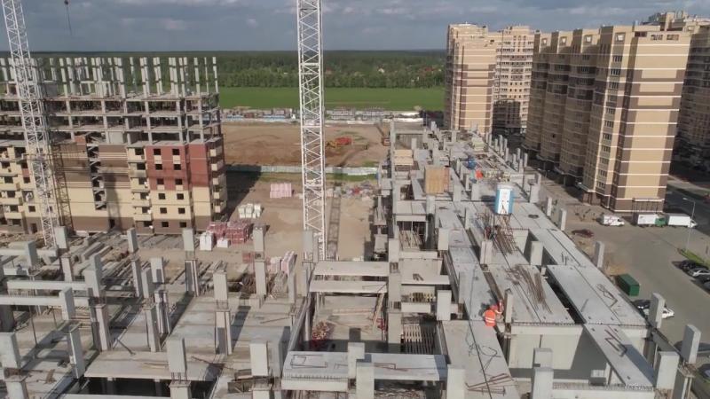 Жилой комплекс «Новое Пушкино» МО от «Инград»
