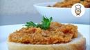 ГРИБНАЯ ИКРА с БАКЛАЖАНОМ / Волшебный вкус - превосходная закуска / Mushroom Caviar with Eggplant