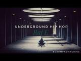 (Hip Hop Beat) Underground Hip Hop by Phenom Raj E Cover (Drum Pad Machine)